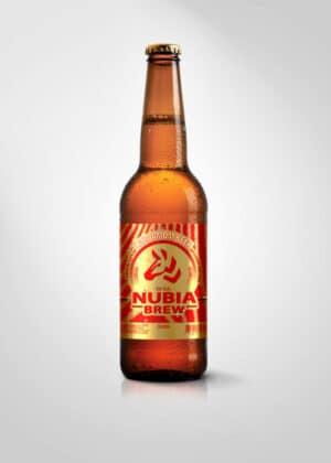 Nubia Brew Cardamom Ras 4,5% Vol. 24 x 33 cl EW Flasche