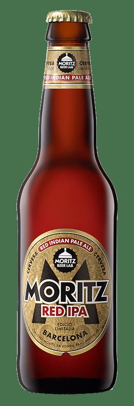 Moritz Barcelona Red IPA 5.4% Vol. 24 x 33 cl EW Flasche