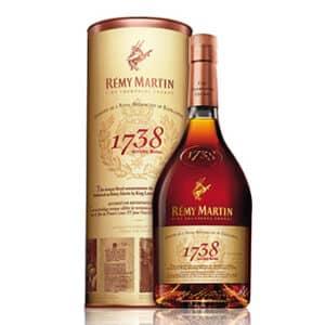 Rémy Martin 1738 Accord Royal Cognac 40% Vol. 70 cl
