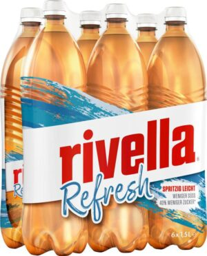 Rivella Refresh 6 x 150 cl Pet