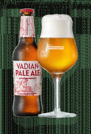 Schützengarten Vadian Pale Ale 5% Vol. 33 cl EW Flasche