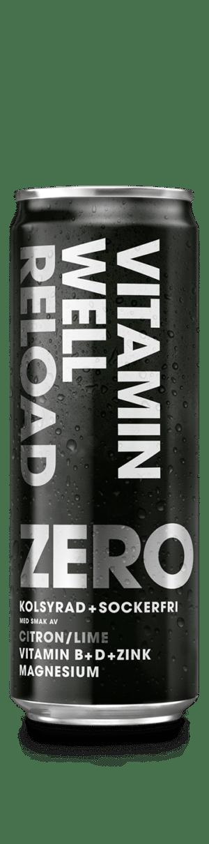 Vitamin Well Zero Reload Citrus 24 x 35,5 cl Dose