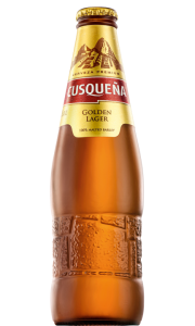 Cusqueña Golden Lager 4,8% Vol. 33 cl EW Flasche Peru
