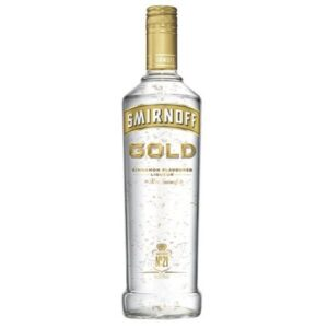 Vodka Smirnoff Gold Collection 37,5% Vol. 70 cl