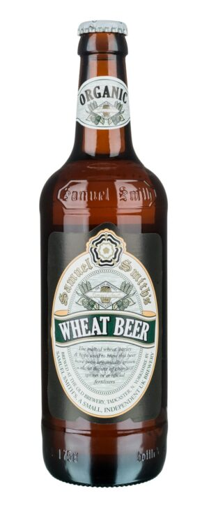 Samuel Smith's Wheat Beer 5,0% Vo. 12 x 55cl EW Flasche England