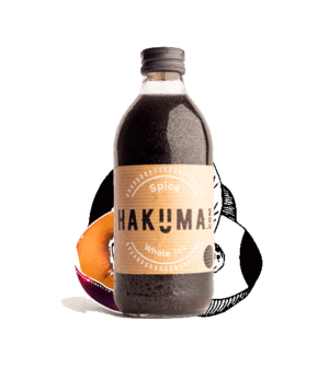 HAKUMA Spice Whole Tea 12 x 33 cl