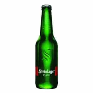 Steinlager Pure 5% Vol. 24 x 33 cl EW Flasche Neuseeland