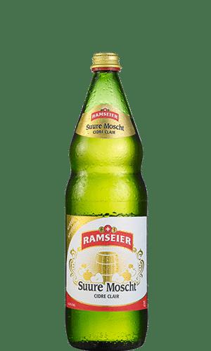 Ramseier Suure Moscht klar 4% Vol. 12 x 100cl MW Flasche