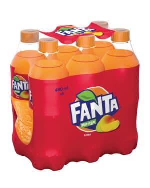 Fanta Mango 24 x 45 cl Pet