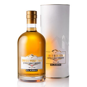 Swiss Mountain Classic Whisky 46% Vol. 70cl Schweiz
