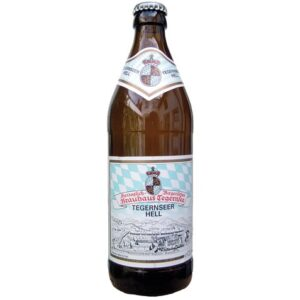 Tegernsee hell 4,8% Vol. 50 cl MW Flasche