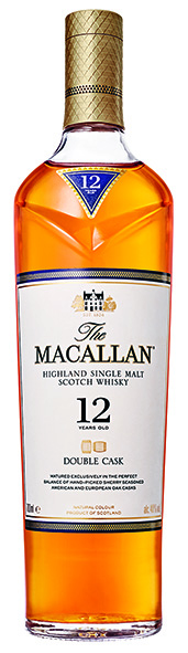 The Macallan 12 Year Old Double Cask 40% Vol. 70 cl Scotland