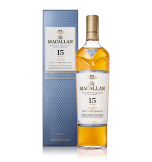 Macallan 15 Year Old Triple Cask Matured 43% Vol. 70 cl