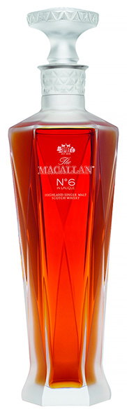 The Macallan 1824 Master Series - Decanter No 6 43% Vol. 70 cl