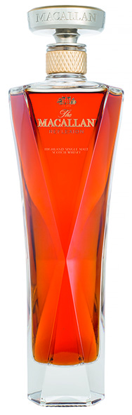 The Macallan 1824 Master Series - Decanter Reflexion 43% Vol. 70 cl