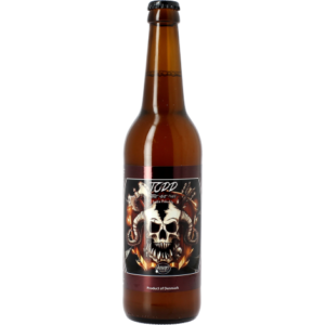 Amager Todd - The Axe Man IPA 6,5% Vol. 24 x 33 cl EW Flasche Dänemark