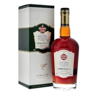 Rum Havana Club Tributo 2017 Rum 40% Vol. 70 cl