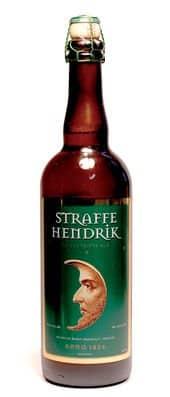 Straffe Hendrik Tripel 9,0% Vol. 75 cl EW Flasche Belgien