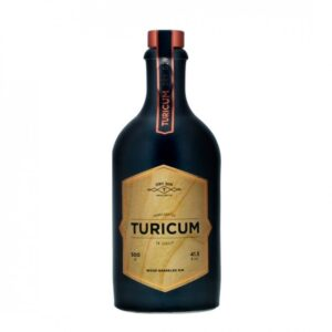 Gin Turicum Wood Barreled 41,5% Vol. 50 cl