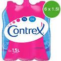 Contrex Mineralwasser ohne Kohlensäure  6 x 150 cl PET