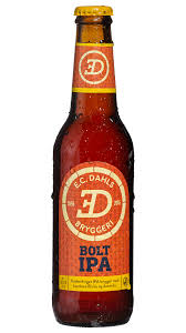 E.C. Dahls Bolt IPA 6,9% Vol. 24 x 33cl EW Flasche Norwegen