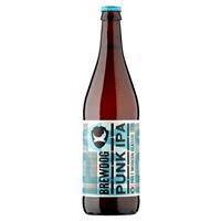 BrewDog Punk IPA 5.6% Vol. 12 x 66cl EW Flasche Schottland