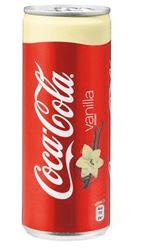 Coca-Cola Vanilla 24 x 35,5 cl Dose