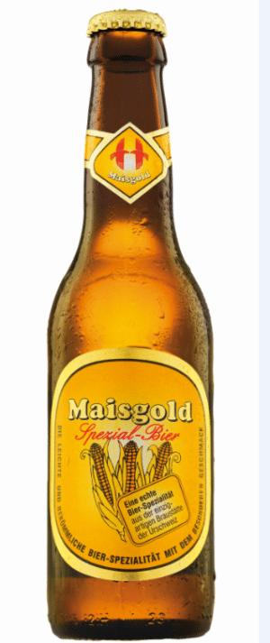 Einsiedler Maisgold 5% Vol. 24 x 33 cl EW Flasche