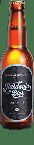 Hardwald Bier Urban Ale 5,5% Vol. 24 x 33 cl EW Flasche