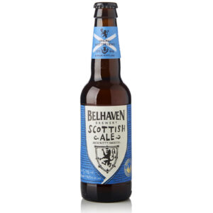 Belhaven Craft Scottish Ale 5,2% Vol. 12 x 33 cl EW Flasche Scotland