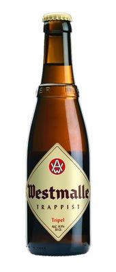 Westmalle Tripel 9,5% Vol. 24 x 33 cl MW Flasche Belgien