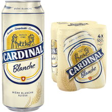 Cardinal Blanche 4,8% Vol. 24 x 50cl Dose