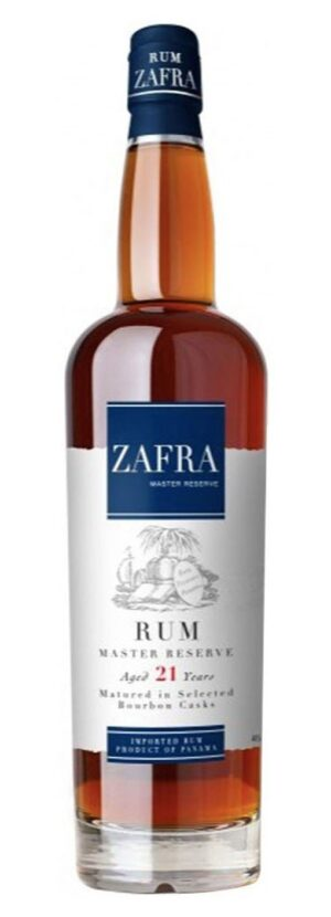 Zafra Master Reserve 21 Years Rum 40% Vol. 70 cl Panama