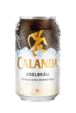 Calanda Edelbräu 5.2% Vol. 6 x 33cl Dose
