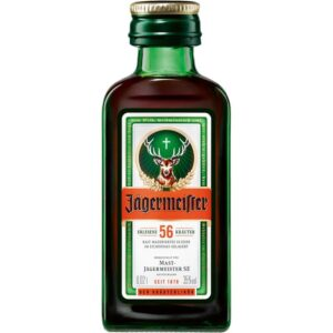 Jägermeister 35% Vol. 24 x 2 cl