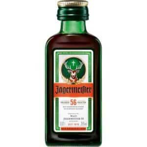 Jägermeister 35% Vol. 24 x 2 cl
