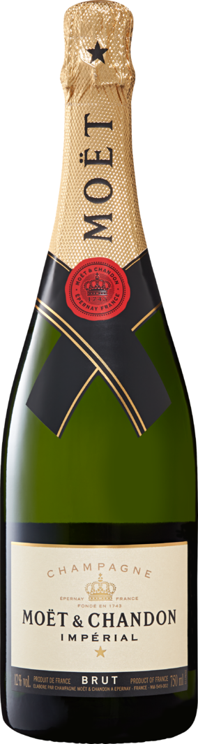 Moët Chandon, Brut Imperial, 12 % Vol. 75cl
