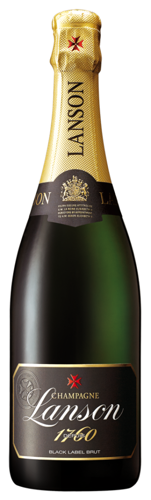 Lanson, Black Label Brut, 12.5 % Vol. 75cl