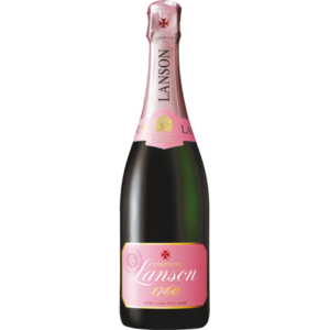 Lanson, Rose Label Rosé Brut, 12.5 % Vol. 75cl
