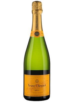 Veuve Clicquot, Brut Yellow Label, 12 % Vol. 75cl