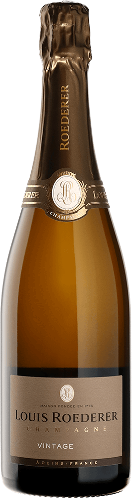 Louis Roederer, Vintage, 12 % Vol. 75cl, 2012