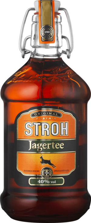 Stroh Original Jagertee 40% Vol. 50cl