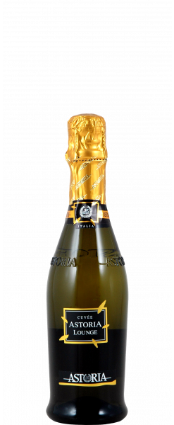 Astoria Lounge, Vino Spumante Brut, 11 % Vol., 37.5 cl