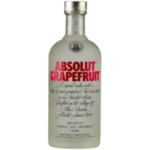 Absolut Grapefruit Vodka 40% Vol. 70 cl Schweden