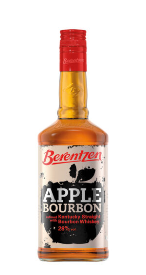 Berentzen Apple Bourbon 28% Vol. 70cl