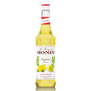 Bergamotte Monin Premium Sirup 70cl
