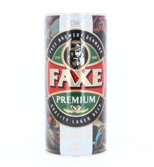 Faxe 5,0% Vol. 12 x 100cl Dose Dänemark