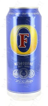 Foster`s Lager 5% Vol. 24 x 50 cl Dose
