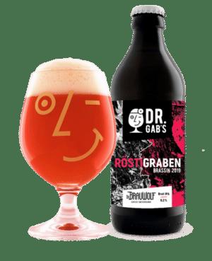 Dr.Gab`s Röstigraben Brut IPA 6,2% Vol. 24 x 33 cl EW Flasche