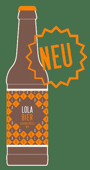 Lola Bier Wit Alkoholfrei 24 x 33 cl MW Flasche